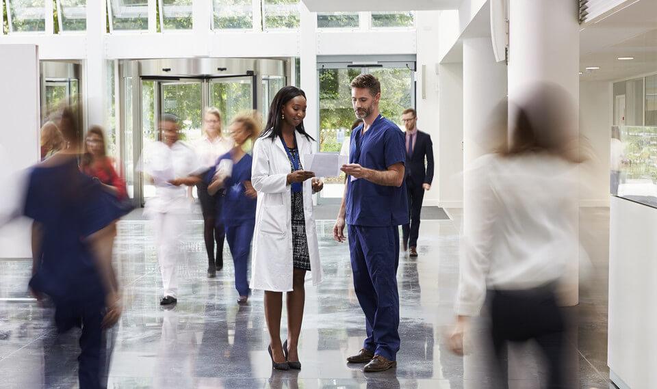 Personalvermittlung Ärzte